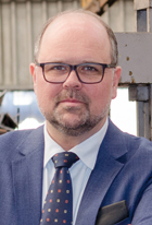 Oliver Ellermann - Bundesverband Deutscher Stahlhandel | Stahl Tag 2018 - MBI Infosource