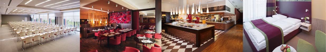Mövenpick Hotel Frankfurt City | Stahl Tag 2019