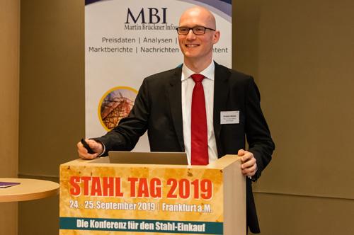 Christian Mildner | The London Metal Exchange | Stahl Tag 2019
