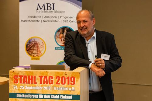 Dietrich Böntgen | XOM Materials GmbH | Stahl Tag 2019