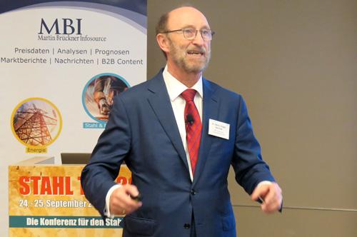 Dr. Heinz-Jürgen Büchner | IKB Deutsche Industriebank AG | Stahl Tag 2019