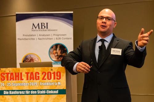 Eugen Weinberg | Commerzbank AG | Stahl Tag 2019