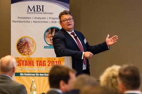 Jens Fischer | ALBA Ferrous Trading GmbH | Stahl Tag 2019