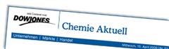Banner Chemie Aktuell | Märkte Weltweit